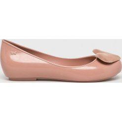 Zaxy - Baleriny. Różowe baleriny damskie lakierowane Zaxy. W wyprzedaży za 139,90 zł.