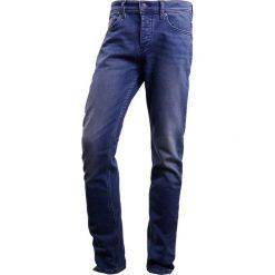 Jeansy męskie regular: BOSS Orange Jeansy Straight leg blue denim