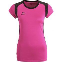Erima RUBI Tshirt z nadrukiem fuchsia/black. Fioletowe topy sportowe damskie Erima, z nadrukiem, z elastanu. Za 129,00 zł.