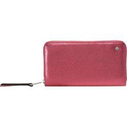Portfele damskie: Abro Portfel pink