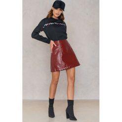 Bluzy rozpinane damskie: FILA Bluza Amber Crew - Black