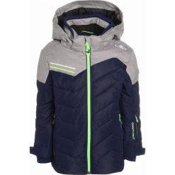 CMP SNAPS Kurtka narciarska navy. Niebieskie kurtki chłopięce sportowe marki bonprix, z kapturem. W wyprzedaży za 335,20 zł.