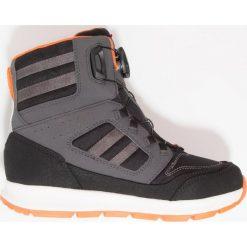 Viking TRYVANN BOA GTX  Śniegowce black/orange. Czarne buty zimowe damskie Viking, z materiału. W wyprzedaży za 343,85 zł.