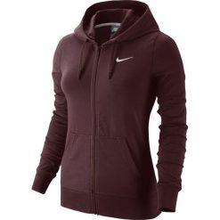 Nike Bluza damska Women's NSW Hoodie FZ JRSY bordowa r. XS (614829 619). Czerwone bluzy sportowe damskie Nike, s. Za 150,54 zł.
