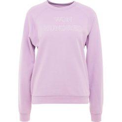 Bluzy damskie: Won Hundred ONE Bluza pink