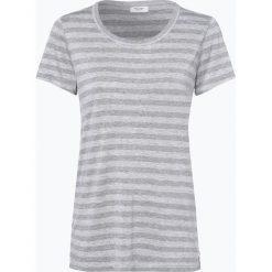 Marc O'Polo Denim - T-shirt damski, szary. Szare t-shirty damskie Marc O'Polo DENIM, s, w paski, z denimu, polo. Za 179,95 zł.