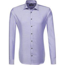 Koszule męskie na spinki: Koszula – X-Slim – w kolorze fioletowym