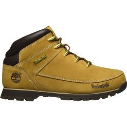 Buty Timberland Euro Sprint Hiker (A122I). Brązowe buty trekkingowe męskie Timberland, na jesień, z materiału, do biegania. Za 459,99 zł.