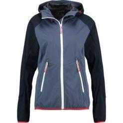 Icepeak GLORY Kurtka Softshell aqua. Niebieskie kurtki sportowe damskie marki Icepeak, z materiału. W wyprzedaży za 265,30 zł.