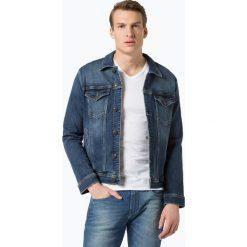 Tommy Jeans - Męska kurtka jeansowa, niebieski. Niebieskie kurtki męskie jeansowe marki Reserved, l. Za 379,95 zł.
