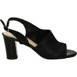 Sandały damskie: Sandały - 3082 NERO-ARG