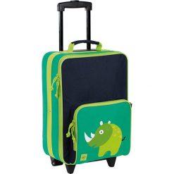 """Walizki: Walizka """"4Kids Rhino"""" w kolorze zielonym – 29,5 x 46 x 19,5 cm"""