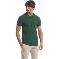 Polo Club C.H..A Koszulka Polo Męska Xl Zielona. Zielone koszulki polo marki Polo Club C.H..A, m, z bawełny. W wyprzedaży za 139,00 zł.
