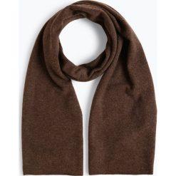 Marie Lund - Damski szalik z czystego kaszmiru, brązowy. Brązowe szaliki damskie Marie Lund, z kaszmiru. Za 299,95 zł.