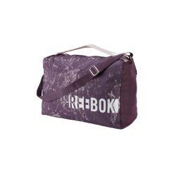 Torby sportowe Reebok Sport  Torba Foundation Graphic Grip. Fioletowe torby podróżne Reebok Sport. Za 159,00 zł.