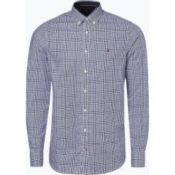 Tommy Hilfiger - Koszula męska, niebieski. Niebieskie koszule męskie marki OLYMP SIGNATURE, m, paisley. Za 399,95 zł.