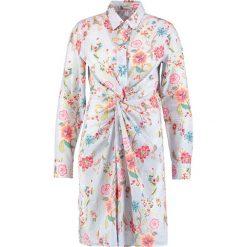 Sukienki hiszpanki: Seidensticker FASHION Sukienka koszulowa blau/bunt