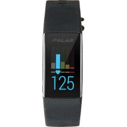 Polar A370 Zegarek cyfrowy black. Czarne, cyfrowe zegarki damskie Polar. W wyprzedaży za 671,20 zł.