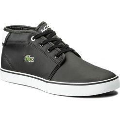 Trampki chłopięce: Sneakersy LACOSTE - Ampthill 117 2 Caj 7-33CAJ1001312 Blk/Wht