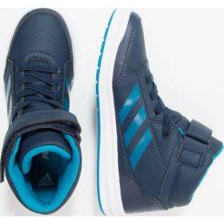 Adidas Performance ALTASPORT MID Obuwie treningowe collegiate navy/mystery petrol/footwear white. Brązowe buty sportowe męskie marki adidas Performance, z gumy. W wyprzedaży za 126,75 zł.