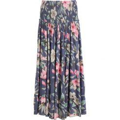 Spódniczki plisowane damskie: Isla Ibiza Bonita SKIRT Spódnica plisowana blue