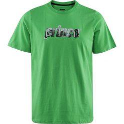 Koszulki sportowe męskie: PRINCE Koszulka Sportowa Męska 3U017300 Skyline Tee U Zielona r. XL
