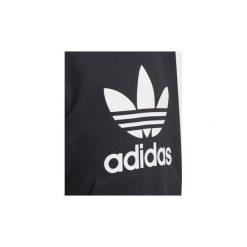 Zestawy dresowe adidas  Zestaw z bluzą z kapturem Trefoil. Czarne bluzy chłopięce rozpinane Adidas, z dresówki, z kapturem. Za 279,00 zł.