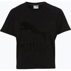 Puma - T-shirt damski, czarny. Czarne t-shirty damskie marki Puma, xs. Za 159,95 zł.
