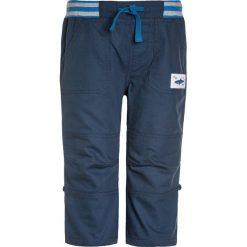 Chinosy chłopięce: Frugi KIDS ADVENTURE ROLL UPS Spodnie materiałowe soft navy