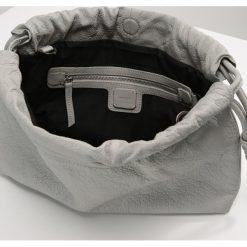 Shopper bag damskie: Topshop DRAWSTRING Torba na zakupy grey