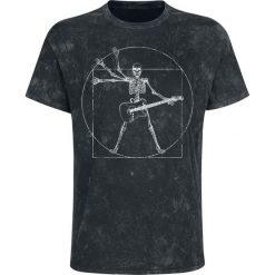 T-shirty męskie: Let's Rock T-Shirt ciemnoszary