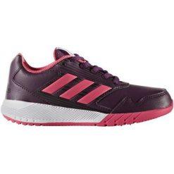 Adidas Buty Do Biegania Altarun K Red Night/Super Pink/Core Black 32. Czarne buciki niemowlęce Adidas, na sznurówki. W wyprzedaży za 115,00 zł.