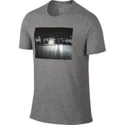 Nike Koszulka męska Football Photo szara r. S (832867 063). Szare t-shirty męskie Nike, m, do piłki nożnej. Za 82,47 zł.