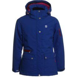 8848 Altitude MOLLY  Kurtka hardshell blue. Niebieskie kurtki dziewczęce sportowe 8848 Altitude, z hardshellu, outdoorowe. W wyprzedaży za 471,20 zł.