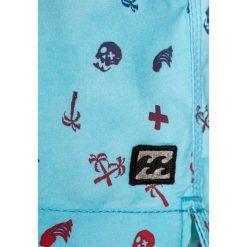 Billabong TRIBONG Szorty kąpielowe aqua. Niebieskie kąpielówki chłopięce marki Billabong, z materiału, sportowe. W wyprzedaży za 141,75 zł.