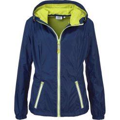 Ultralekka kurtka outdoorowa bonprix kobaltowy. Niebieskie kurtki damskie bonprix, s, z kapturem. Za 109,99 zł.