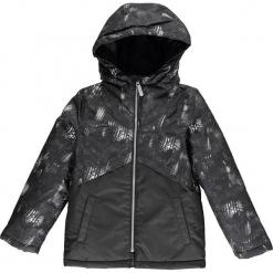 """Kurtka zimowa """"Mang"""" w kolorze czarnym. Czarne kurtki chłopięce zimowe marki Name it Mini & Kids. W wyprzedaży za 82,95 zł."""