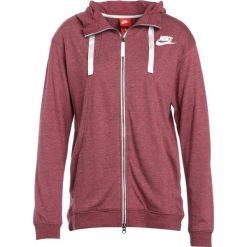 Bluzy damskie: Nike Sportswear GYM VINTAGE Bluza rozpinana port/htr/sail