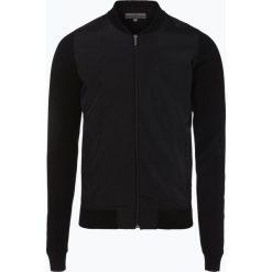 Swetry rozpinane męskie: Finshley & Harding – Kardigan męski, czarny