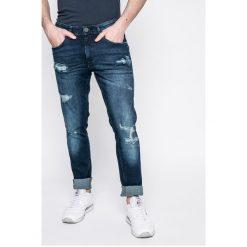Blend - Jeansy Jet. Czarne jeansy męskie regular Blend. W wyprzedaży za 99,90 zł.