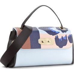 Torebka LIU JO - Cartella Piccola Ren N67156 E0204 Sky 54008. Niebieskie kuferki damskie marki Liu Jo. W wyprzedaży za 289,00 zł.