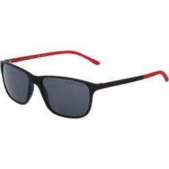 Okulary przeciwsłoneczne męskie aviatory: Polo Ralph Lauren Okulary przeciwsłoneczne black