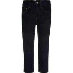 S.Oliver RED LABEL HOSE Jeansy Slim Fit dark blue denim. Niebieskie jeansy męskie regular s.Oliver RED LABEL, z bawełny. W wyprzedaży za 127,20 zł.