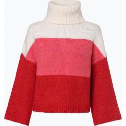 ONLY - Sweter damski – Onljeana, czerwony. Czerwone swetry klasyczne damskie ONLY, l. Za 179,95 zł.