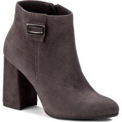 Botki SERGIO BARDI - Alleghe FW127263817JR 265. Szare buty zimowe damskie Sergio Bardi, ze skóry, na obcasie. W wyprzedaży za 229,00 zł.