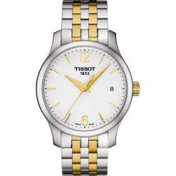 Zegarki męskie: RABAT ZEGAREK TISSOT T-CLASSIC T063.210.22.037.00