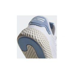 Trampki Dziecko  adidas  Buty Pharrell Williams Tennis Hu. Białe trampki chłopięce marki Born2be, z materiału, na sznurówki. Za 149,50 zł.