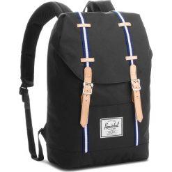 Plecaki męskie: Plecak HERSCHEL – Retreat 10066-01831 Black/Blueprint/White