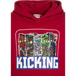 Bejsbolówki męskie: LEGO Wear NEXO KNIGHTS SAXTON 709 Bluza z kapturem red
