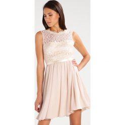 Sukienki hiszpanki: Laona Sukienka koktajlowa pale beige